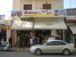 Bakery on Crete