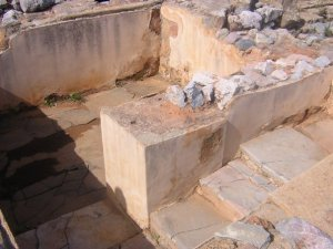 The lustral basin at Malia