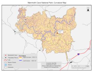 Map 5: Curvature Map