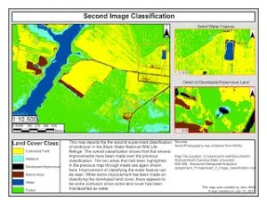 Map 4: Second Image Classification