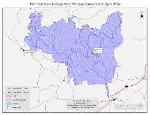 Map 6: Principal Component Analysis